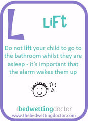The Bedwetting Doctor L - LIFT