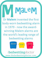 The Bedwetting Doctor M - MALEM