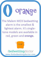 The Bedwetting Doctor O - ORANGE