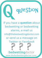 The Bedwetting Doctor Q - QUESTION