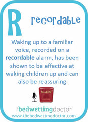 The Bedwetting Doctor R - RECORDABLE