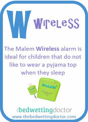 The Bedwetting Doctor W - WIRELESS