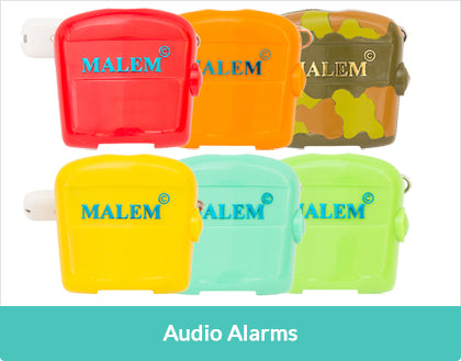 Malem Audio Bedwetting Alarms