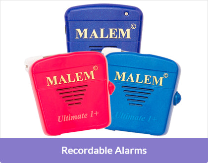 Malem Recordable Bedwetting Alarms