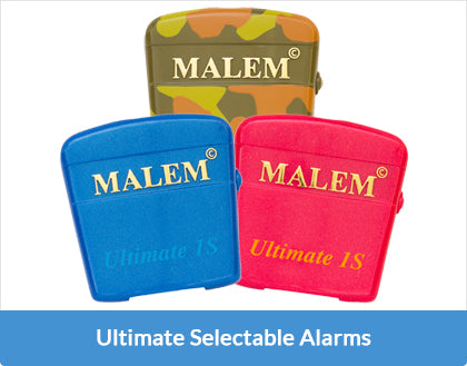 Malem Ultimate Selectable Bedwetting Alarms