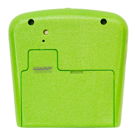 MO12 Green Malem Wireless Enuresis Bedwetting Alarm receiver back