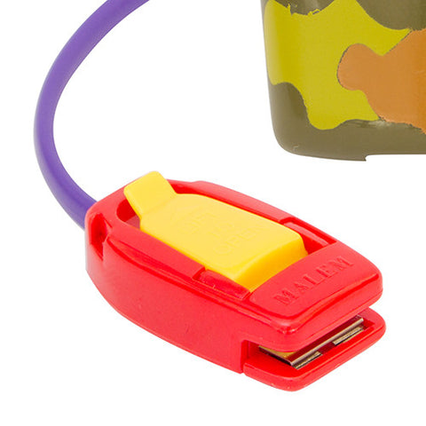 MO3 Camouflage Malem Wearable Enuresis Bedwetting Alarm with closed clip