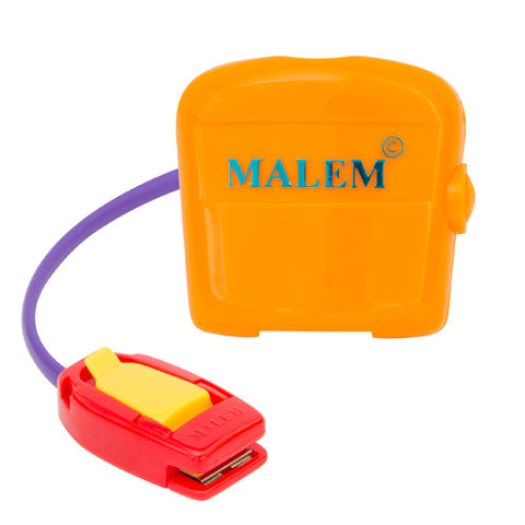 Malem Bedwetting Alarm - MO3 Audio (single tone) - Orange