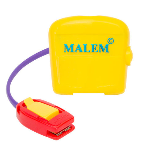 Malem Bedwetting Alarm - MO3 Audio (8-tone) - Yellow