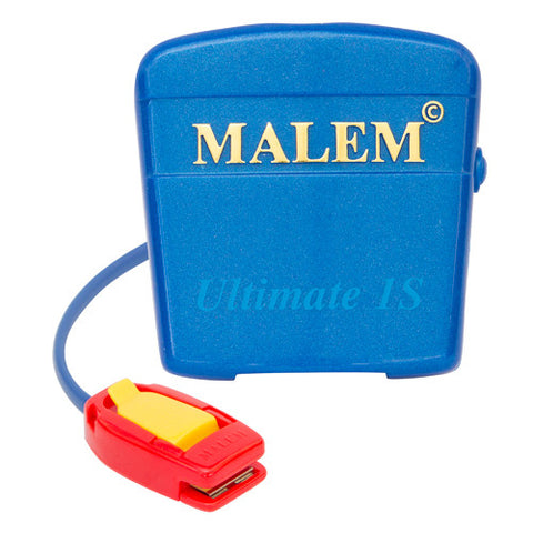 Malem Bedwetting Alarm - MO4S Ultimate Selectable - Royal Blue