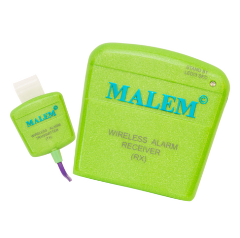 Malem MO12 Wireless Bedwetting Alarm System
