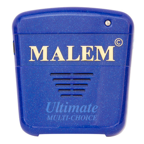 MO17 Blue Malem Wearable Enuresis Bedwetting Alarm front