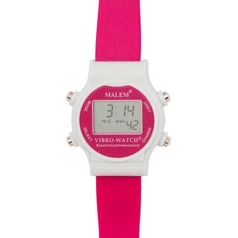 "Malem MO22 Vibro-Watch ""S"" - Red"