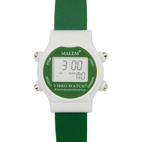 "Malem MO22 Vibro-Watch ""S"" - Green"