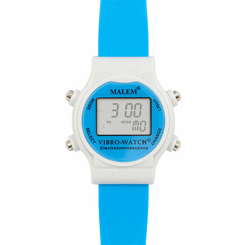 "Malem MO22 Vibro-Watch ""S"" - Blue"