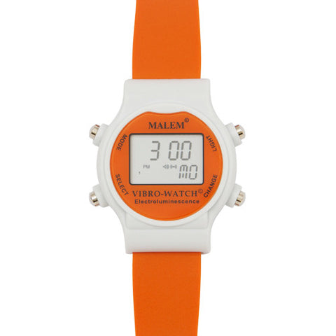 "Malem MO22 Vibro-Watch ""S"" - Orange"