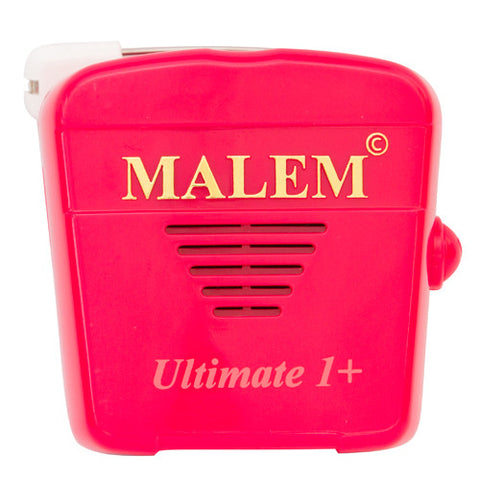 MO5 Pink Malem Wearable Enuresis Bedwetting Alarm front
