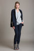 Tailored Drape Tuxedo Pant - Byron Lars Beauty Mark