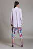 Watercolor Harem Pant - Byron Lars Beauty Mark
