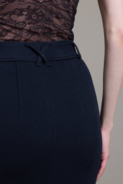 Bungee Crinkle Cargo Skirt - Byron Lars Beauty Mark