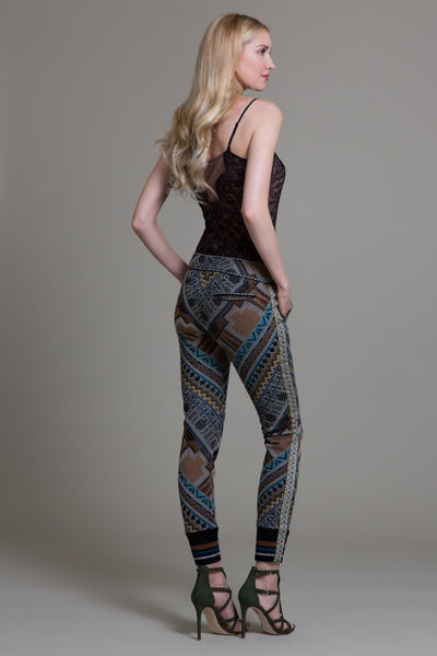 Aztec Jogger - Byron Lars Beauty Mark