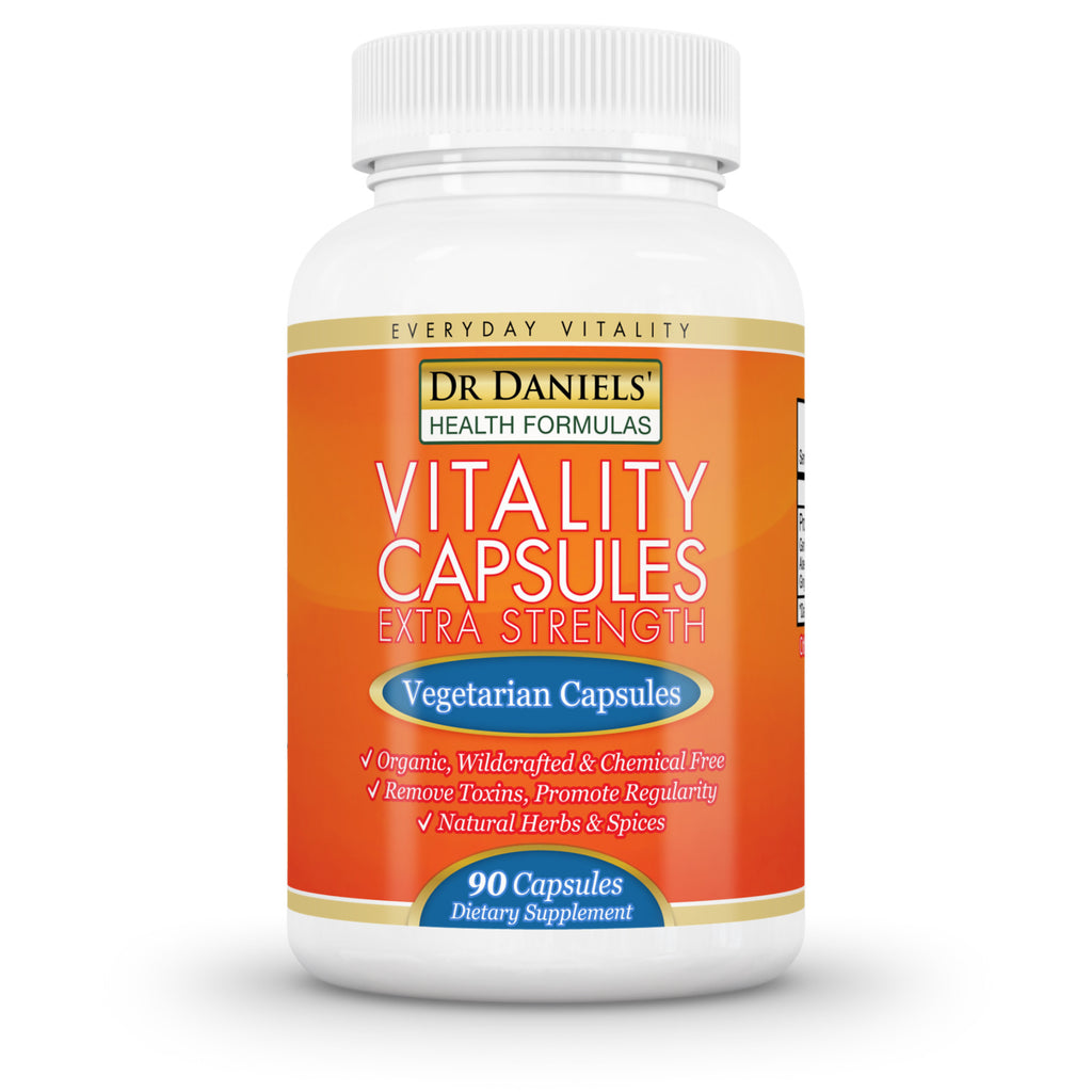 1 Bottle of Extra Strength Vitality Capsules