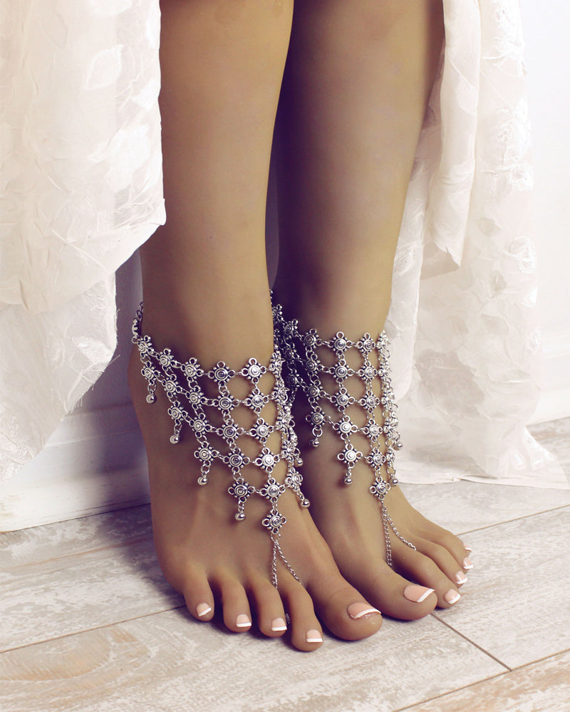Calia Statement Barefoot Sandals