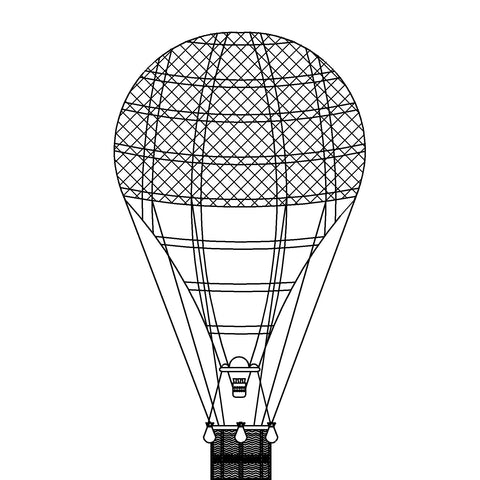 Aircraft - Hot Air Balloon [2D]
