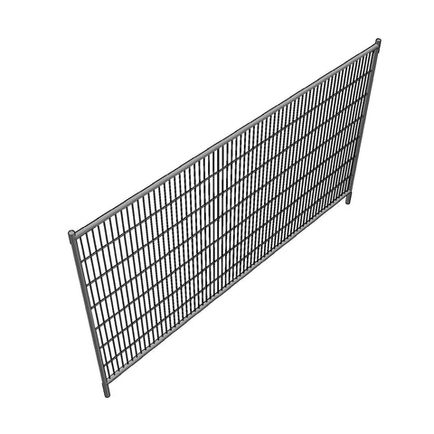 Staging - Temporary Fencing - Heras Anti-Climb Panel [3D]
