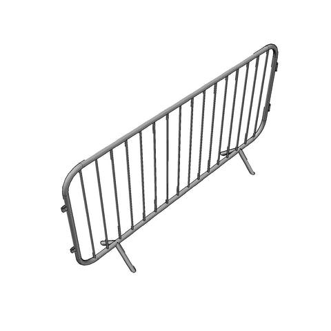 Staging - Temporary Fencing - Pedestrian Barrier [3D]