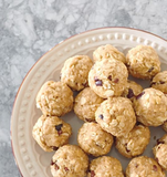 AR Lifestyle:  Peanut Butter Protein Bites