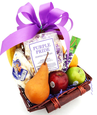 Wildcat Fruit Basket