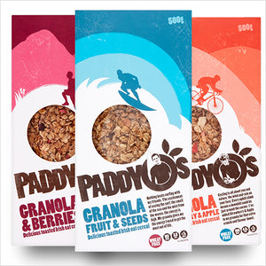 Granola Packs