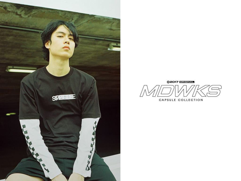MADWORKSCLOTHING NEW CAPSULE COLLECTION PART.02 2017