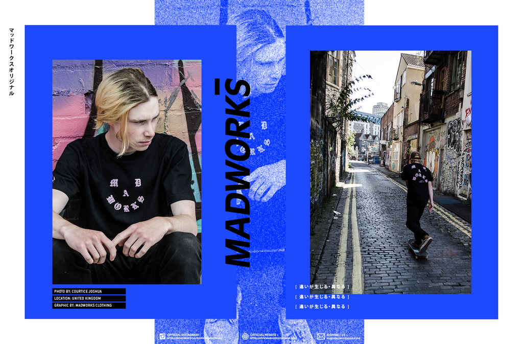 MADWORKS INTERNATIONAL LOOKBOOKS 2016 AT UNITED KINGDOM