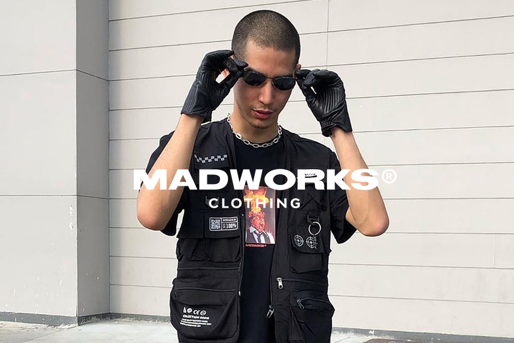 MADWORKSCLOTHING I HITMAN LOOKBOOKS