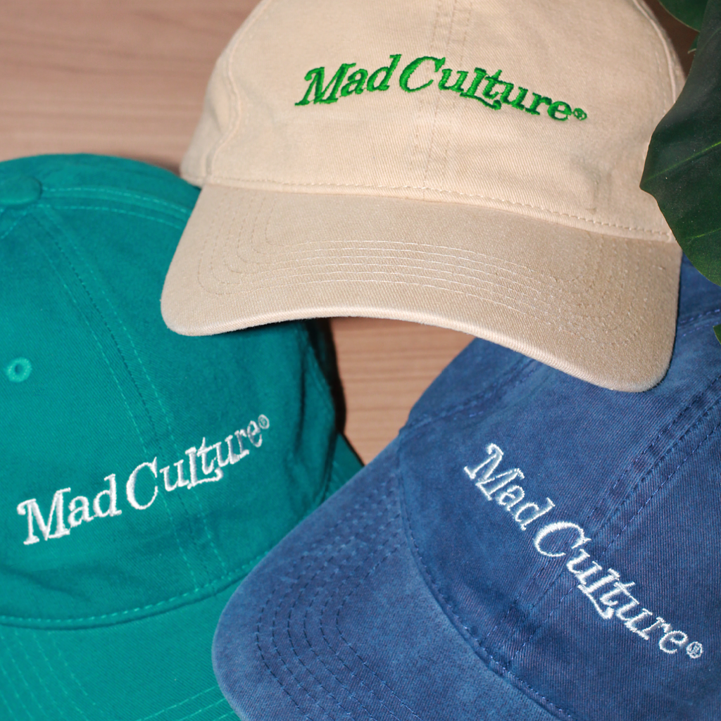 MADWORKSCLOTHING I NEW DROPS I MAD CULTURE 6PANEL
