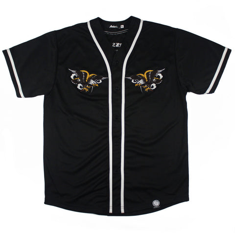 BAS-001: THE HUNTING SOUVENIR BASEBALL JERSEYS