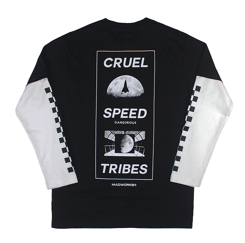 LSS-016: CRUEL SPEED CHECKERED