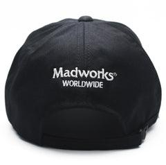 PC-002: M.A.D CLEAN CAP SIX-PANEL BASEBALL STYLE
