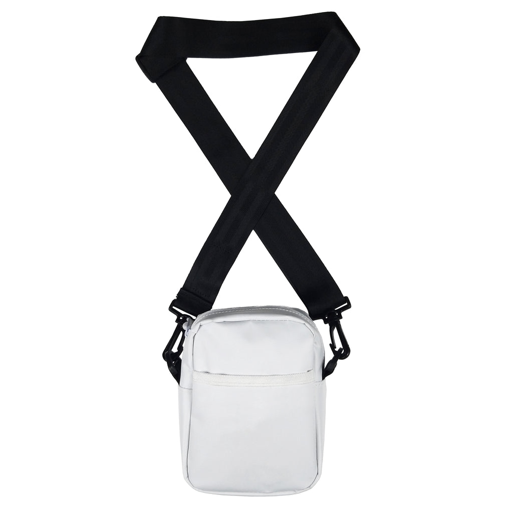 SBAG-008: MADWORKS POCKET REFLEX SHOULDER BAG (WHITE)