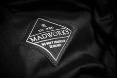 BH-002 MADWORKS CLEAN BLACX BUCKET HAT