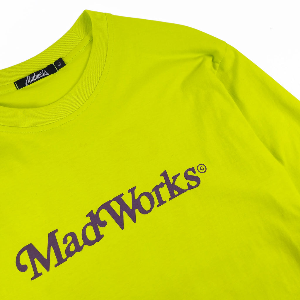 LSS-020: MADWORKS CLUB LONG SLEEVE