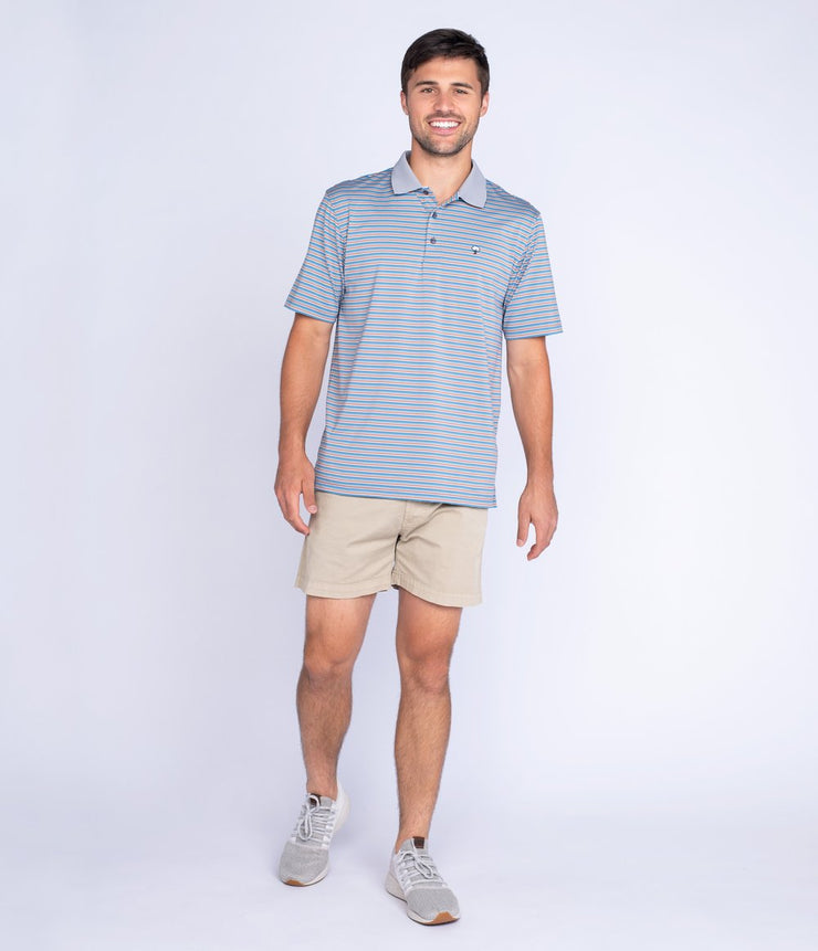 Southern Shirt - Carson Stripe Polo - New Boy