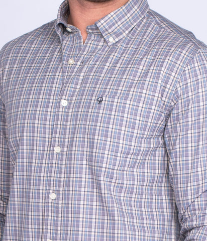 Southern Shirt - Broad Street Check - Boardwalk