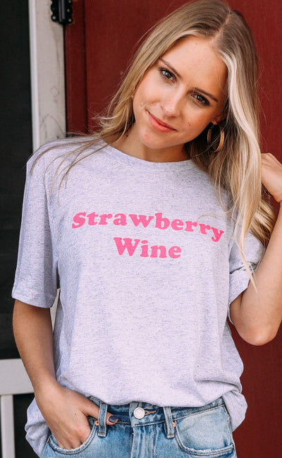 Charlie Southern - Strawberry Wine Tee