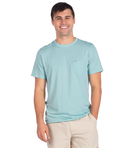 Southern Shirt - Retro Trout SS Tee - Mercer