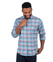 Southern Shirt - Sweet Water Flannel - Glacier