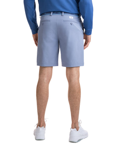 "Vineyard Vines - 8"" Performance Breaker Shorts - Shark"