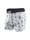 SAXX - Vibe Boxer Modern Fit - Heather Lucky Sailor